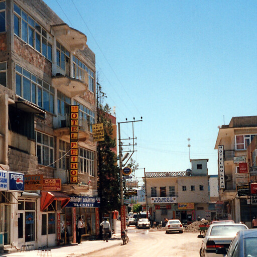 streetscape of Nisibis