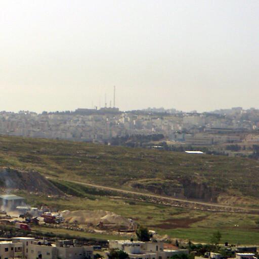 cityscape of Al Ram