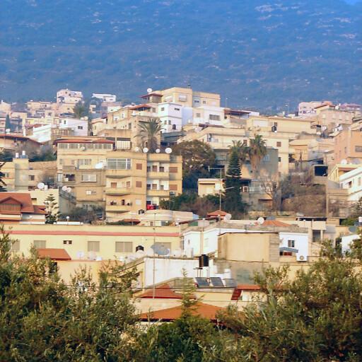 cityscape of Er Rameh