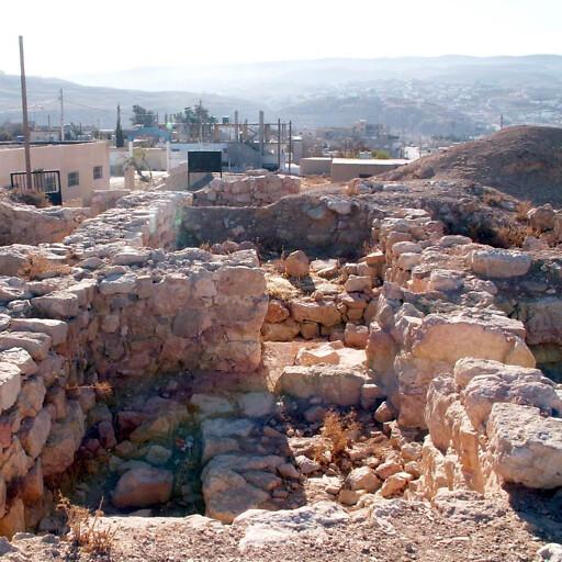 ruins at Buseira