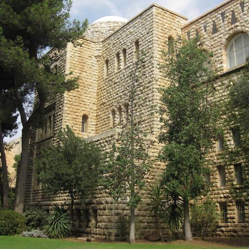 building at Bath el Battash
