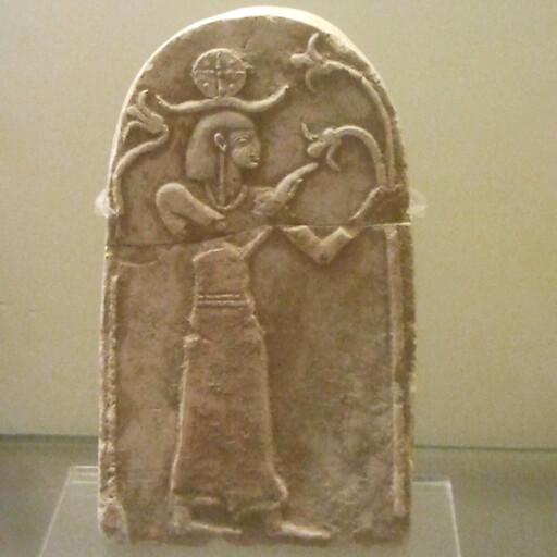 artifact from Tell Beit Mirsim