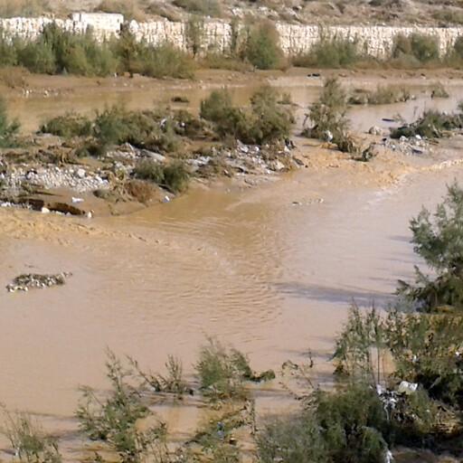 panorama of Wadi el Milh
