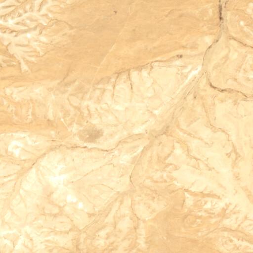 satellite view of the region around Sutnet er Ruheibeh