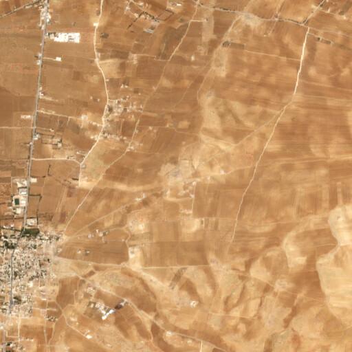 satellite view of the region around Misna