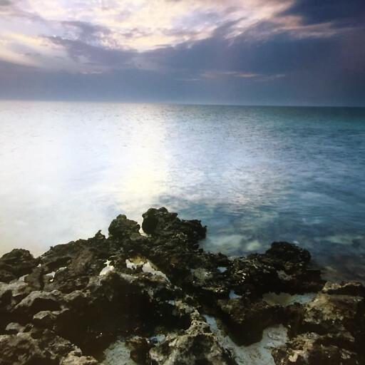 panorama of the Persian Gulf