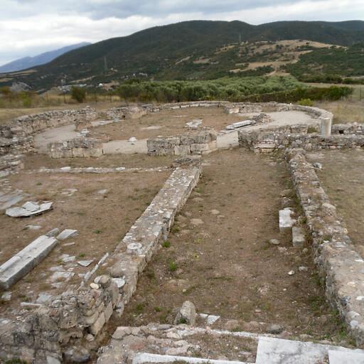 ruins at Amphipolis