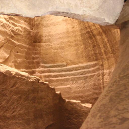 cave at Tel Maresha