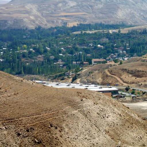 cityscape of Gürün