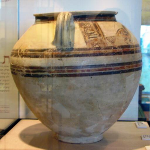 artifact from Tall al Ajjul