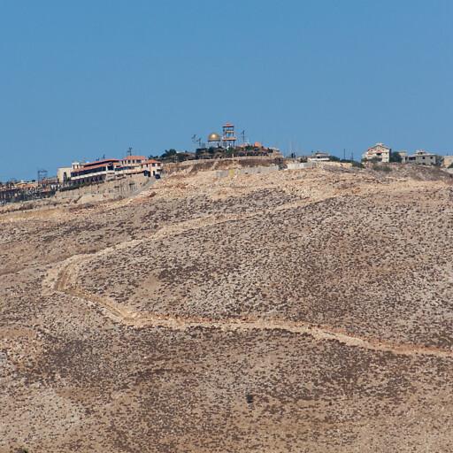 panorama of Maroun al Ras