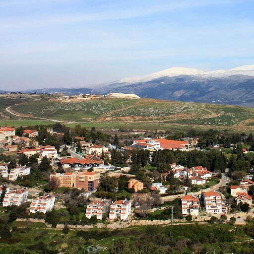 cityscape of Metula