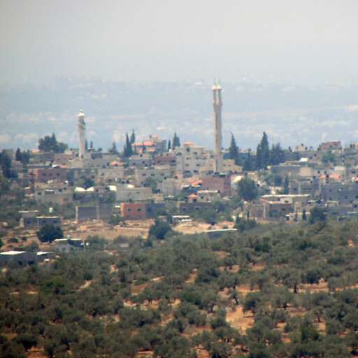 cityscape of Kafr Thulth