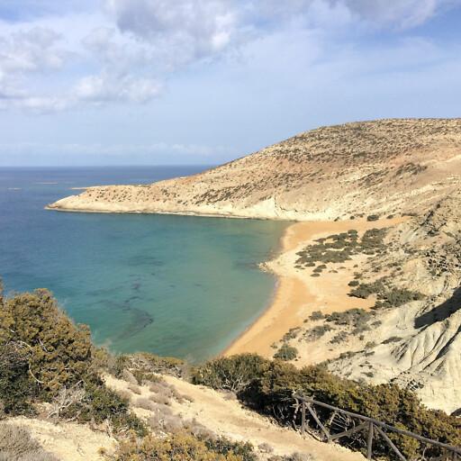 beach on Gavdos