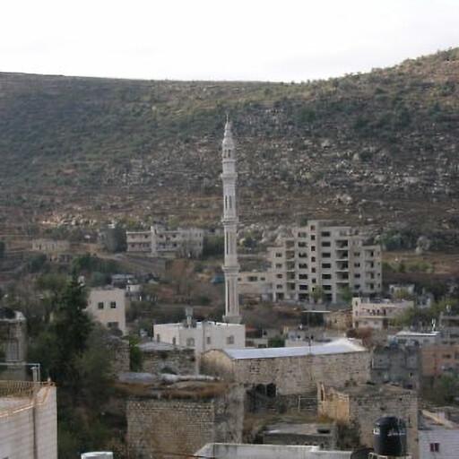 cityscape of Ein Arik