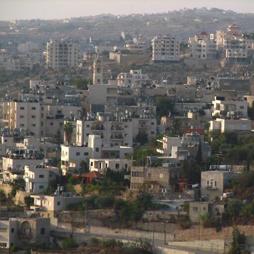 cityscape of Beit Jala
