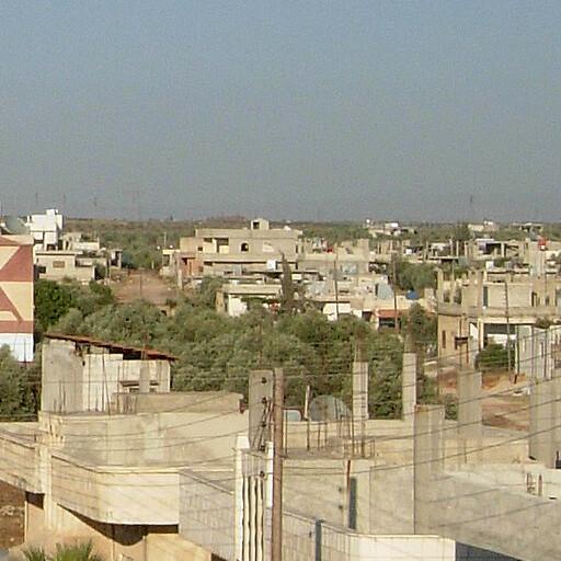 cityscape of Daraa