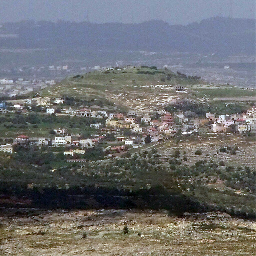 panorama of Batn Umm Nari