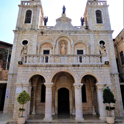 church at Kefr Kenna