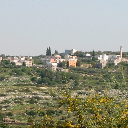 cityscape in the region between Ibleam and Megiddo