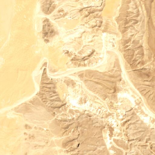 satellite view of the region around Wadi as Sakriyat