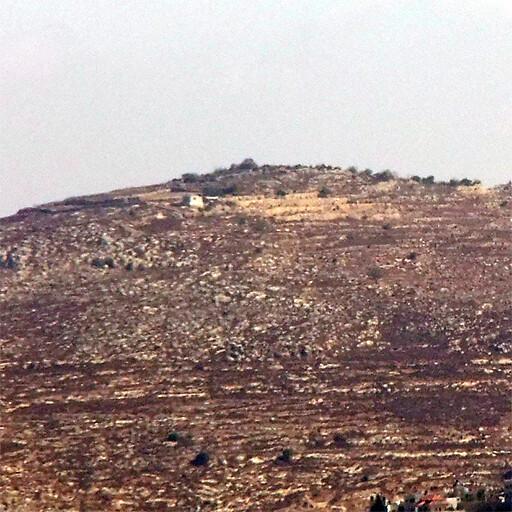 panorama of Burj el Isaneh