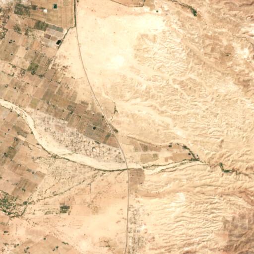 satellite view of the region around Feifa