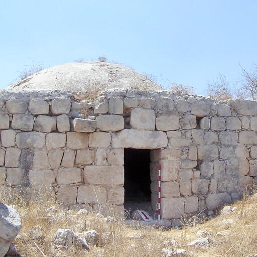 building at Dayr Nakhkhas