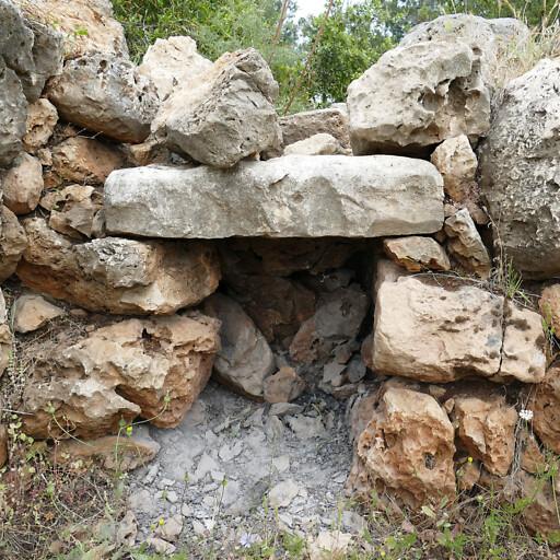 ruins at Ahwat