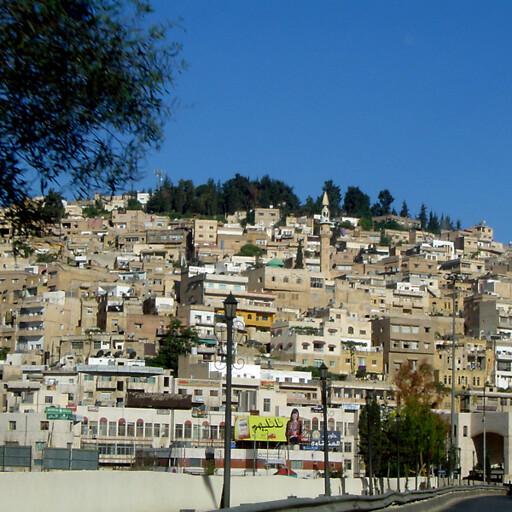 cityscape of As Salt