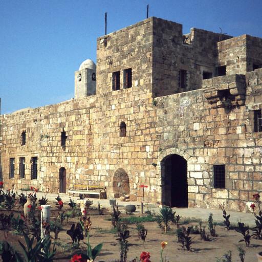 building at Arwad