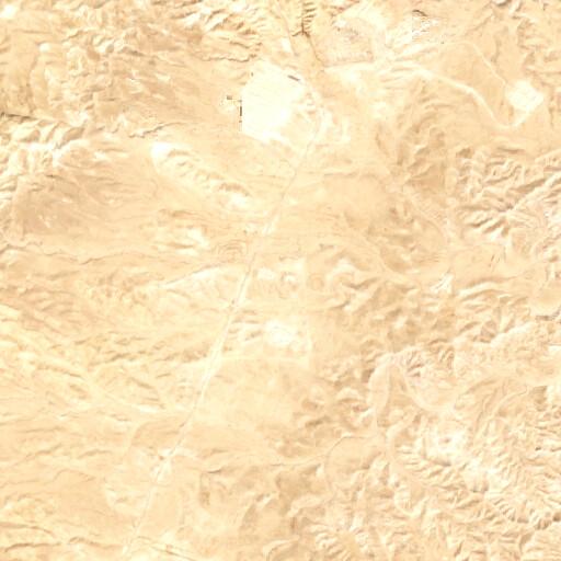 satellite view of the region around Khirbet Abu Tabaq