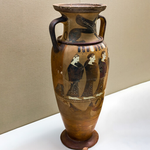 artifact from Tell Defenneh