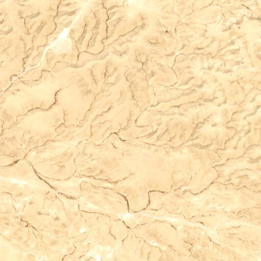 satellite view of the region around El Jebariyeh