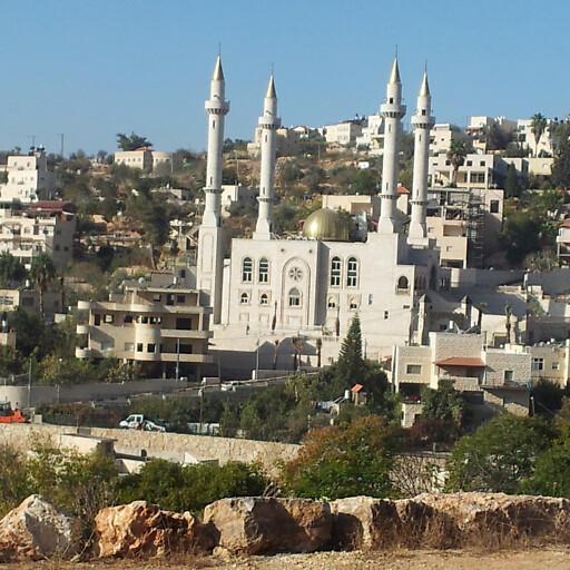cityscape of Abu Ghosh
