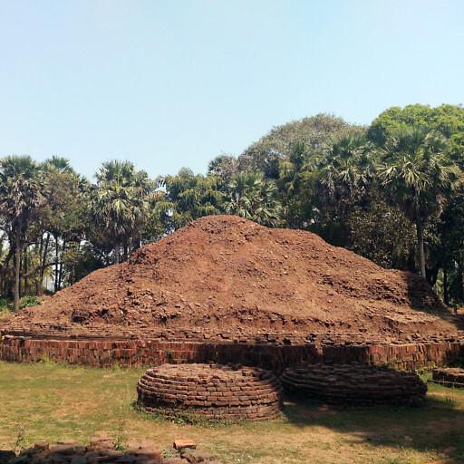 ruins at Sopara
