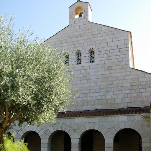 church at Tabgha
