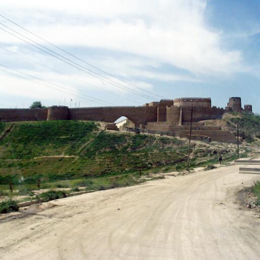 castle at Tal Afar