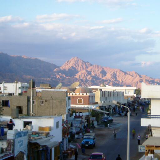 cityscape of Dahab