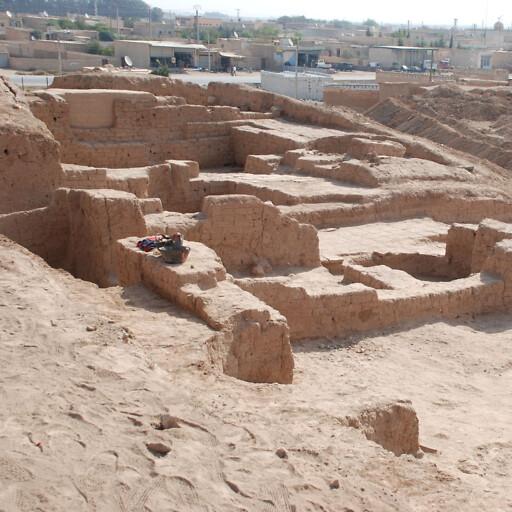 ruins at Tell Halaf