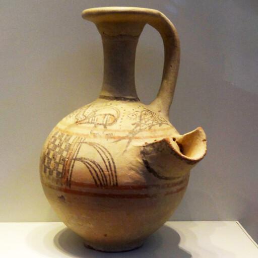 artifact from Tell Eton