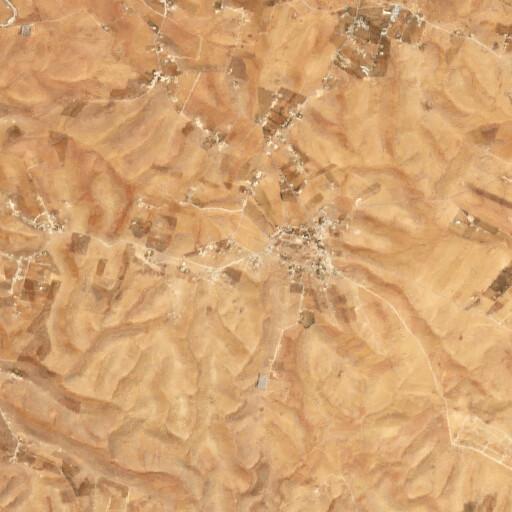 satellite view of the region around Duleilat esh Sharqiyeh