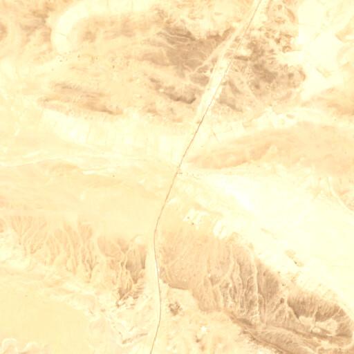 satellite view of the region around Wadi Abu Retemat