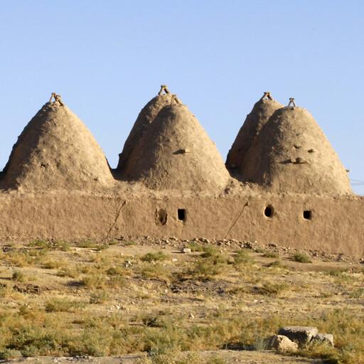 beehive houses at Harran