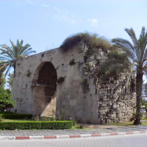 gate at Tarsus