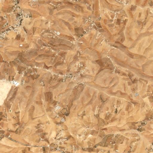 satellite view of the region around Duleilat el Gharbiyeh