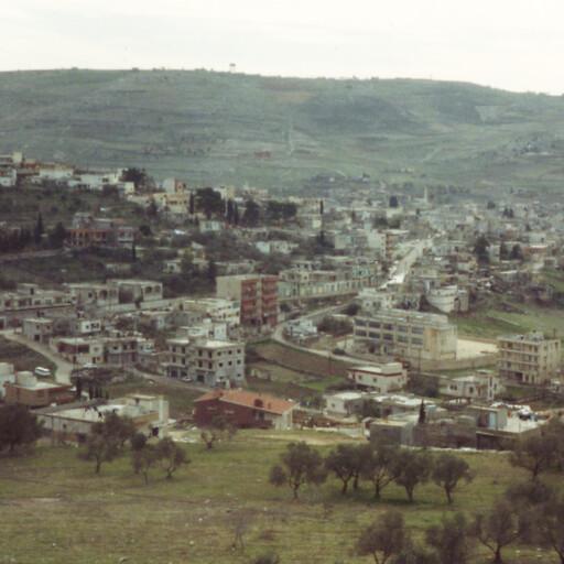 cityscape of Bint Jbeil
