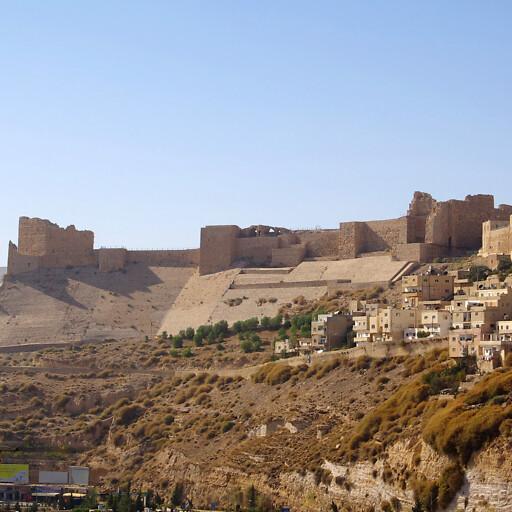 castle at Kerak
