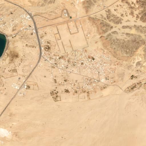 satellite view of the region around Sharma