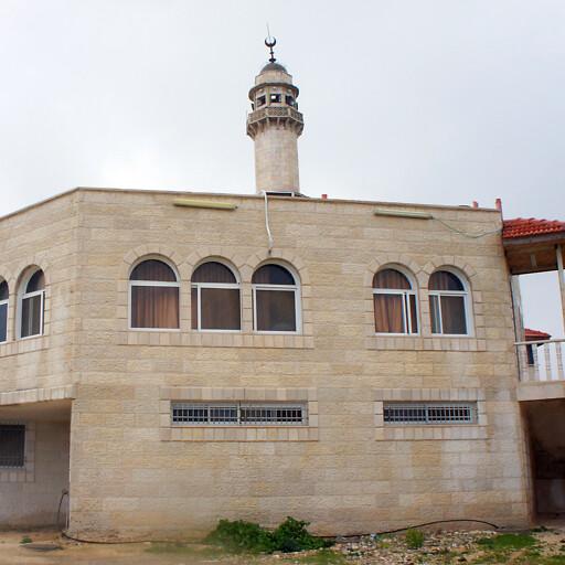 building at Beit Rima